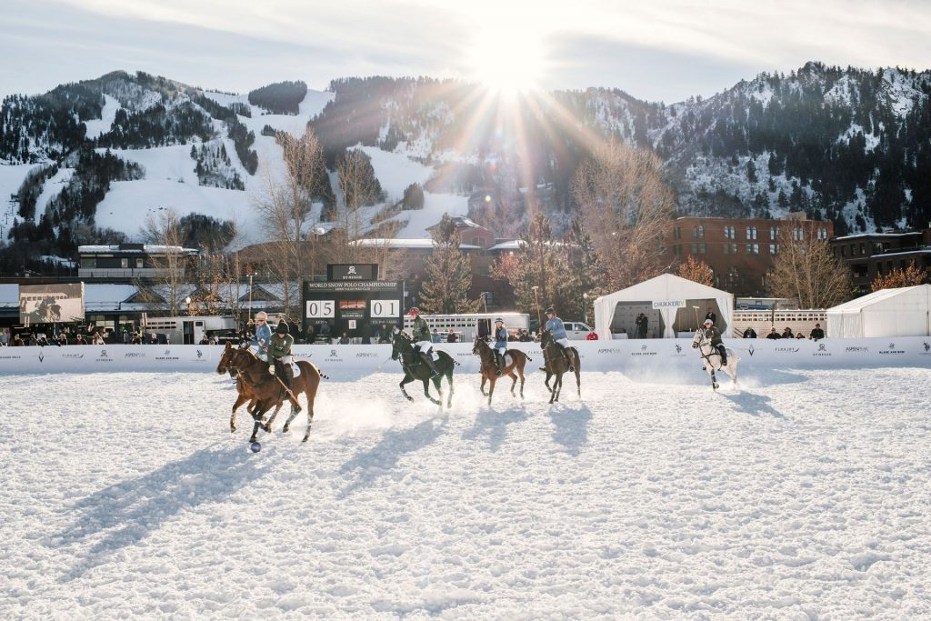 Cortina Winter Polo - Audi Gold Cup: Best Of Snow Polo